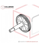 T5-1-20250 Worm Gear For M2 Motor