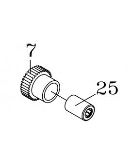 H45-30190 Spur Wheel Ass'y