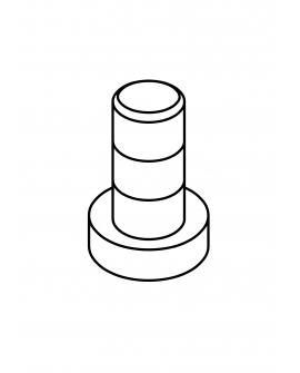 HBL0512 HBL, M5×12