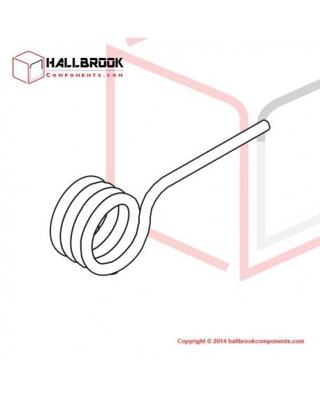 H45-10020 Torsion Spring