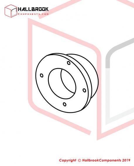 EXT 102G06 MAGNETIC BRAKE CD-G-0.6