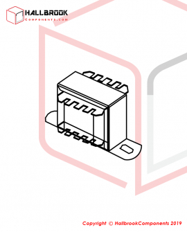 EXT 103B2320080 (PT1)TRANSFORMER,230V/20V 80VA