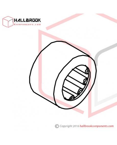 BK0808Z Needle Bearing, 0808Z