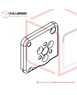 H45-10010 End Cover
