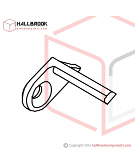 H45-10030 Strap Stop (For 16mm)