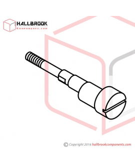H45-20041 Eccentric Shaft