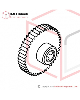 H45-20060 M2 Motor Gear