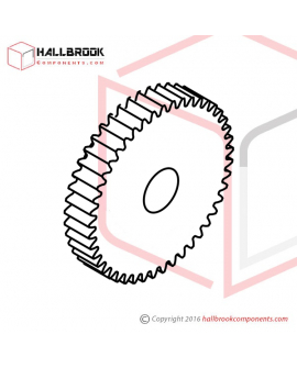 H45-20100 Eccentric Shaft Gear