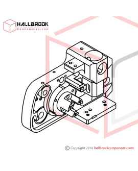 H45-50010 Body Frame