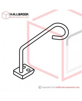 H45-50070 Stiff Suspension Bracket (Option)