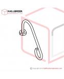 H45-50110 Turnable Suspension Bracket (Option)
