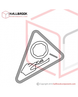 LA-40010 Label