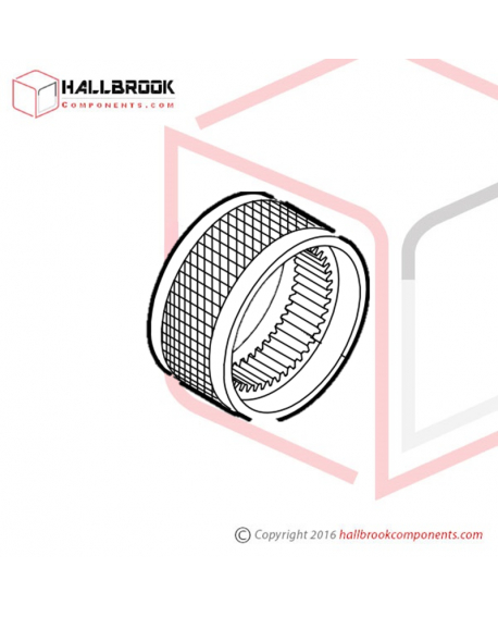 H45-10090 Tensioning Wheel
