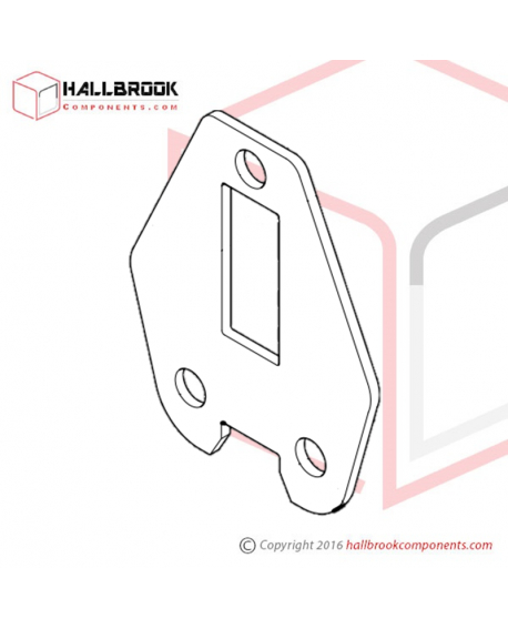 H36-1202 Side Plate (For 12mm)
