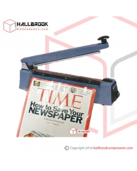 HALLBROOK 200HI IMPULSE SEALER