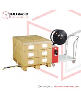 TRANSPAK TP-502MV (AC Powered) Pallet Strapping machine