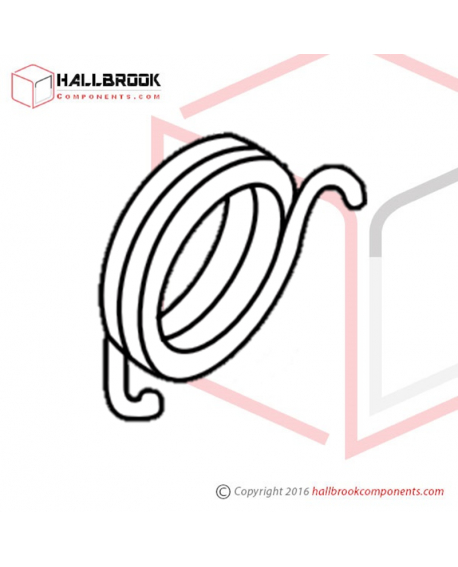 H54-016 Support Spring