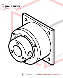 Magnet Brake Set EX 900-01-10600