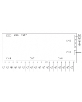 EXT 75824801 PCB Main EXP-408