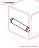 T6-4-20160S Holder Shaft (Stainless Steel Model)