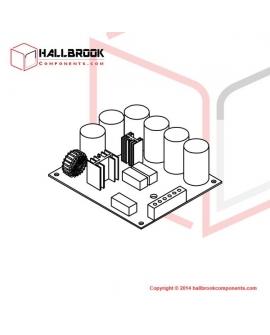 MV-6-20250 PC Board (AP2:DC Power PCB)