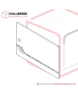 T5-2-10190 Front Door (For TP-501)