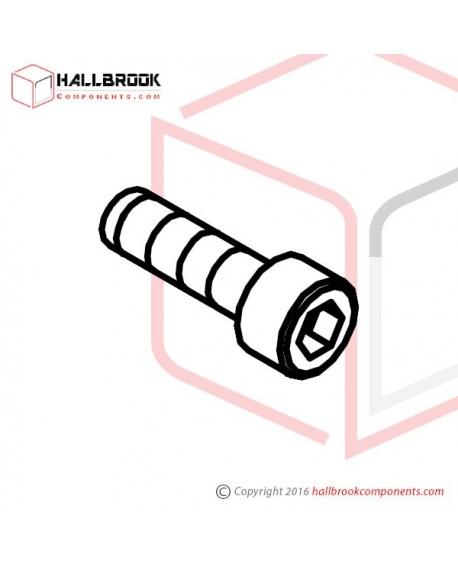 HBS0616N HBS, M6x16 (N)