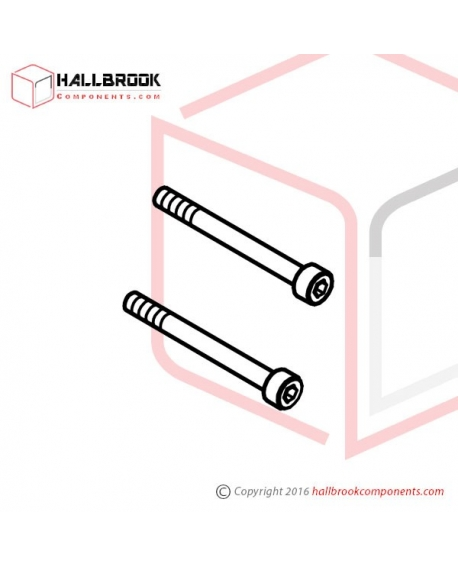 HBS0440HS HBS, M4x40 (H) (SUS)