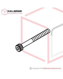 HBS0440H HBS, M4x40 (H)