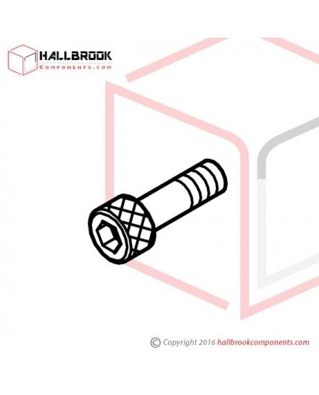 HBS0525H HBS, M5x25 (H)