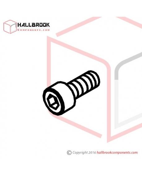 HBS0512S HBS, M5x12 (Stainless Steel Model)