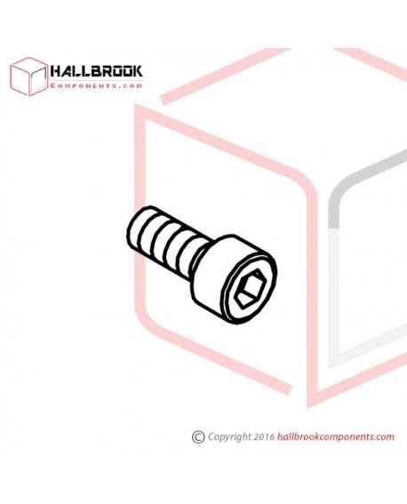 HBS0516N HBS, M5x16 (N)