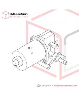 T5-1-30130 Main Motor (M1)
