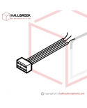 T5-4-10520 Wire Ass'y X2 (For Jog Switch