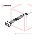 T5-4-10530 Wire Ass'y X3 (For Micro Switch,