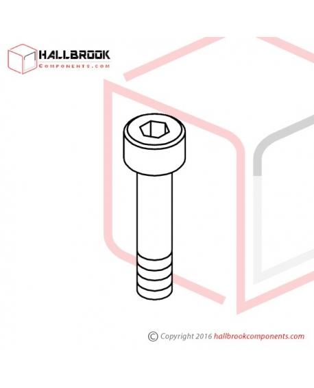 HBS0835H HBS, M8x35 (H)