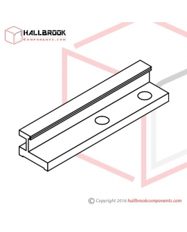 T6-1-40140 Heater Slider Guide (R)