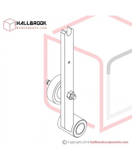 T6-1-42000 Heater Crank Ass'y