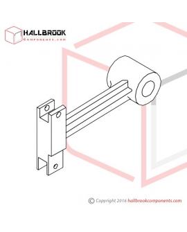 T6-1-33110 LH, Block Arm
