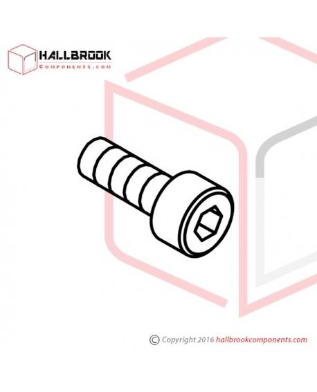 HBS0825S HBS, M8x25 (Stainless Steel Model)
