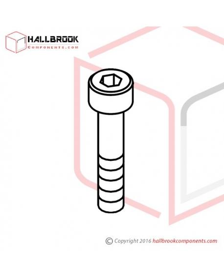 HBS0845H HBS, M8x45 (H)