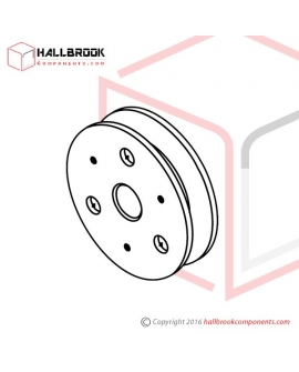 T6-1-10171 Gear Box Pulley