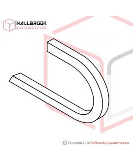 T6-1-10201 V-Belt (A25) (For 3PH)