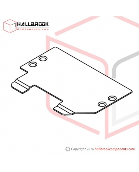 T6-1-20930S Loop-eject Plate (Stainless Steel Model)