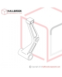 T6-1-21110 Strap Guide Arm