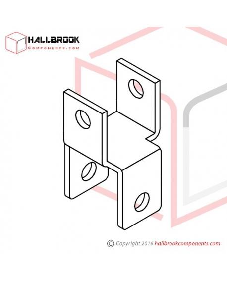 T6-4-11120 Free Angle Roller Bracket