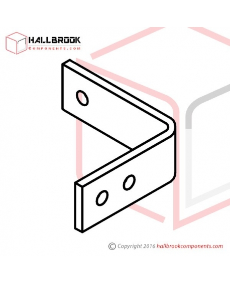 T6-1-20182 Flap Connecting Spring Bracket