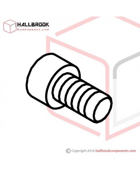 HBS1020S HBS, M10x20 (Stainless Steel Model)