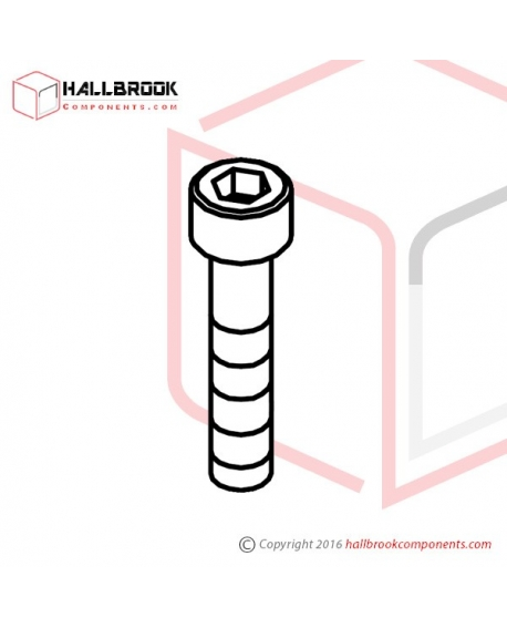 HBS0430HS HBS, M4x30 (H) (Stainless Steel Model)