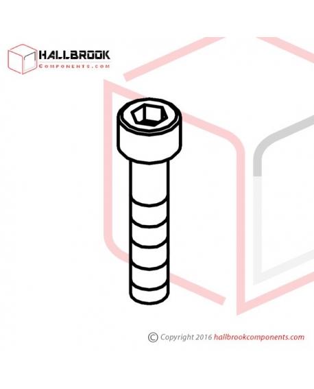 HBS0430HN HBS, M4x30 (H) (N)